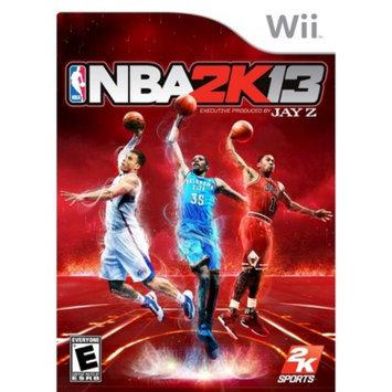 2K Games NBA 2K13 (Nintendo Wii)