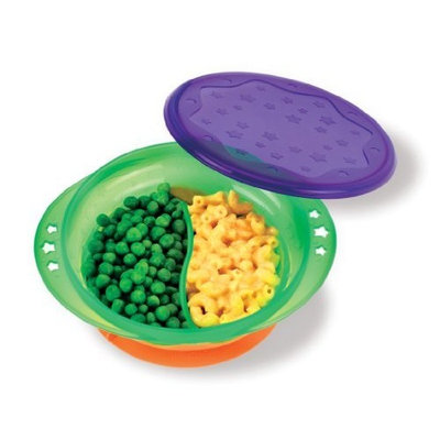 Munchkin Stay-Put Suction Toddler Bowl with Lid (Discontinued by Manufacturer)