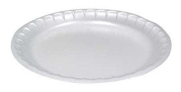PACTIV TH1-0006 Disposable Plate,6 In, PK1000