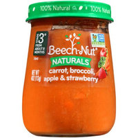Beech-Nut® Stage 3 Naturals Carrot, Broccoli & Strawberry
