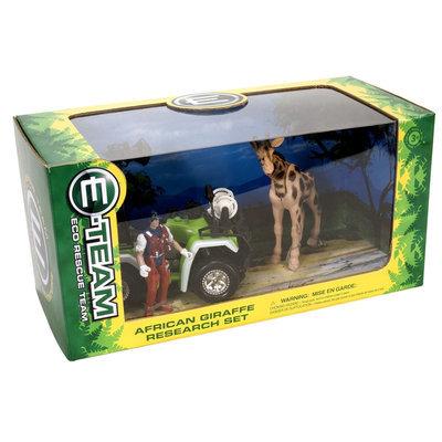 Wild Republic E-Team ATV with Giraffe