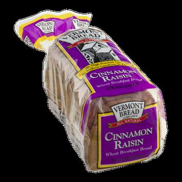 Vermont Bread Company Cinnamon Raisin