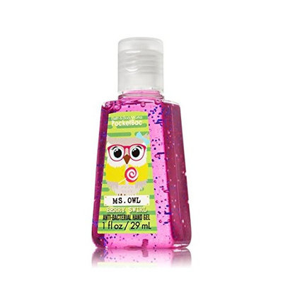 Ms. Owl Pocketbac - Berry Swirl - Discontinued Scent! Bath & Body Works Antibacterial Hand Sanitizer Gel