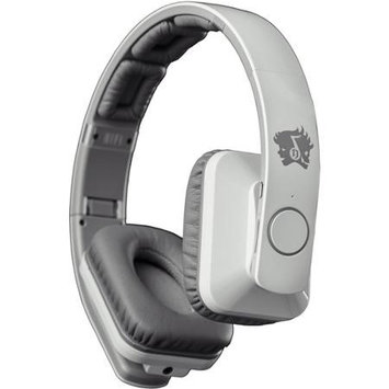 Life n Soul White BE501-W Bluetooth Headphones
