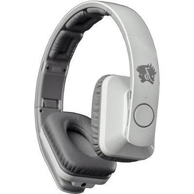 Life n Soul White BE501-W Bluetooth Headphones