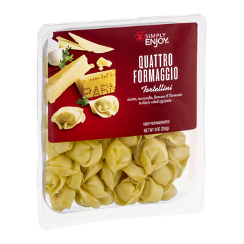 Simply Enjoy Quattro Formaggio Tortellini