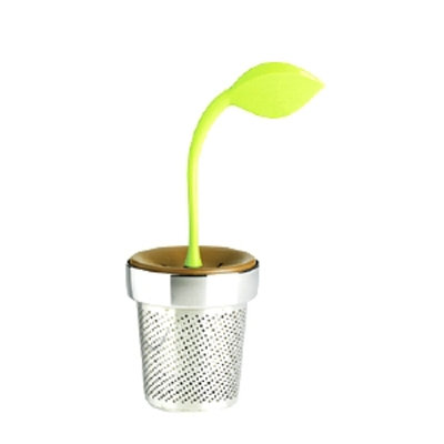 Chef'n TeaLeaf Tea Infuser, s/s, 1 ea