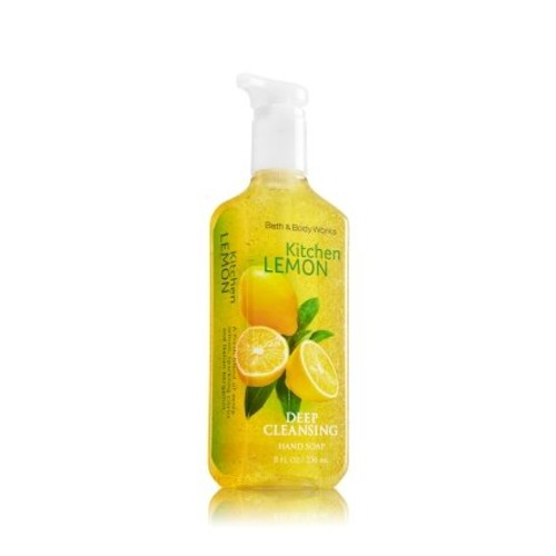 Bath & Body Works Deep Cleansing Hand Soap Kitchen Lemon