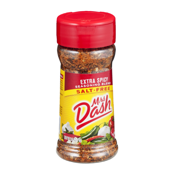 Mrs Dash Extra Spicy Seasoning Blend Salt-Free