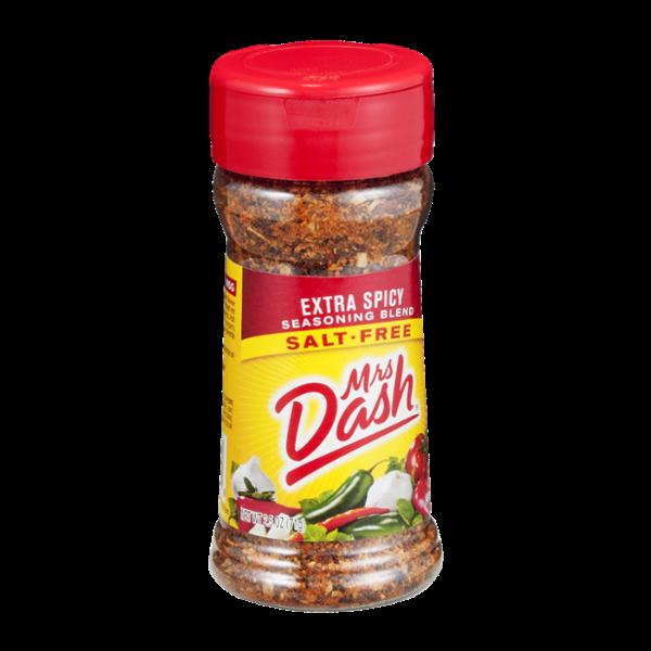 Mrs Dash Extra Spicy Seasoning Blend Salt-Free