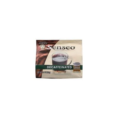 Senseo Decaffeinated Single Serve Coffee Pods -- 18 Pods Each / Pack of 4