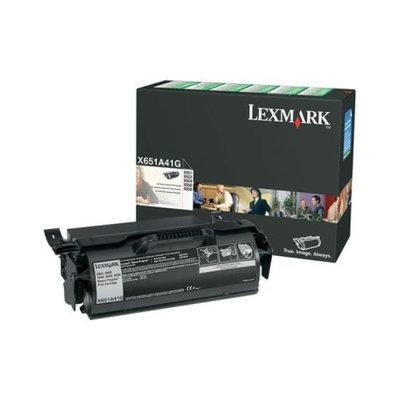 Lexmark Return Prog Toner 7K Yld LEXX651A41G