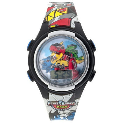 Berger M Z & Company Power Rangers Dino Charge LCD Watch