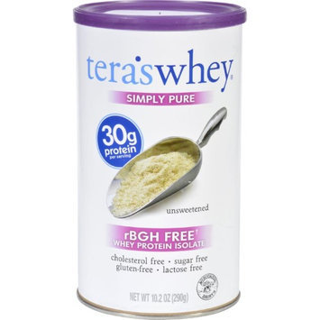 Teras Whey WHEY PROT ISO, UNSWEETENED