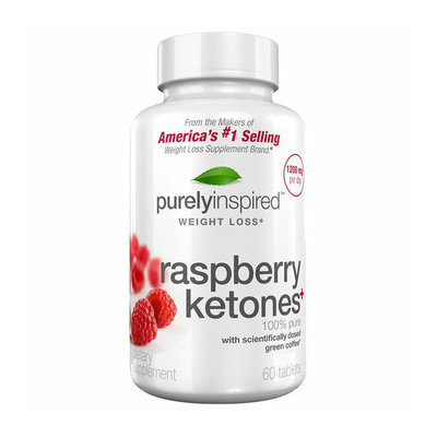 Purely Inspired Raspberry Ketones Dietary Supplement Tablets
