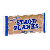 Uncle Al's Stage Planks