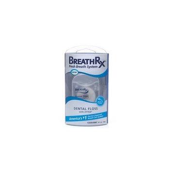 Breath Rx Dental Floss with Zytex - 54.1 Yards