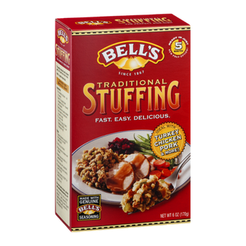 Bell's Traditional Stuffing