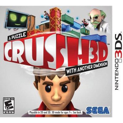 Sega Crush 3D - Pre-Played