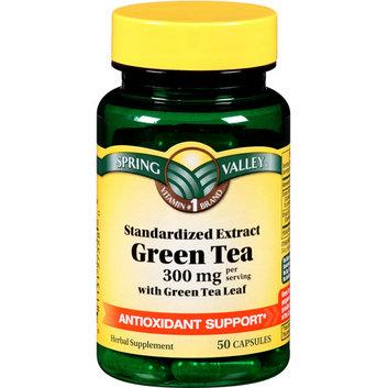 Spring Valley : Green Tea Extract Herbal Supplement