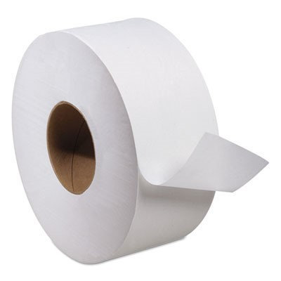 SCA TISSUE TJ0921A Soft, 2-Ply Toilet Tissue, 1000-Ft Roll, 12 Rolls/Carton, WE