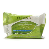 ORGANYC Organic Intimate Hygiene Wet Wipes