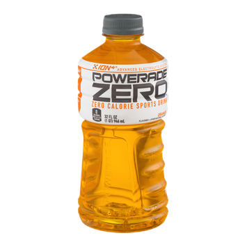 Powerade Zero Sports Drink Orange