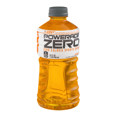 Powerade Zero Sports Drink Orange