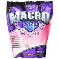 Syntrax Macro Pro, Strawberry Powder, 5.58 Pounds