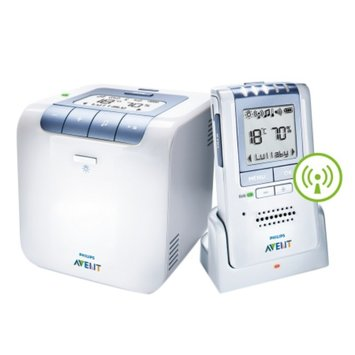 Avent DECT ECO Baby Monitor
