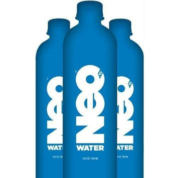 Neo Water NEO SUPER WATER - 9.5pH Alkaline, Electrolyte, Antioxidant Water 33.8 Ounce (12 Pack) - Alkaline Water - Electrolyte Water - Antioxidant Water - PH Water - BPA Free Plastic