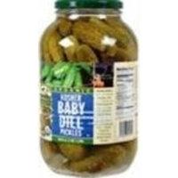 Woodstock Farms Woodstock Baby Kosher Dill Pickles ( 6x64 OZ)