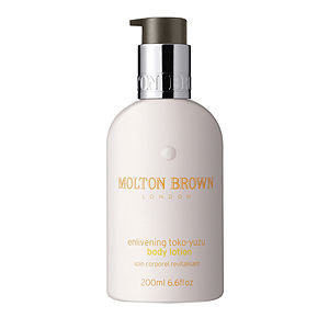 Molton Brown Enlivening toko yuzu body lotion