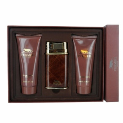 Jean Louis Vermeil Gift Set for Men, 3 Pc, 1 ea
