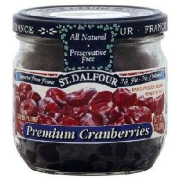 St Dalfour Premium Cranberries, 7 Ounce -- 6 per case.