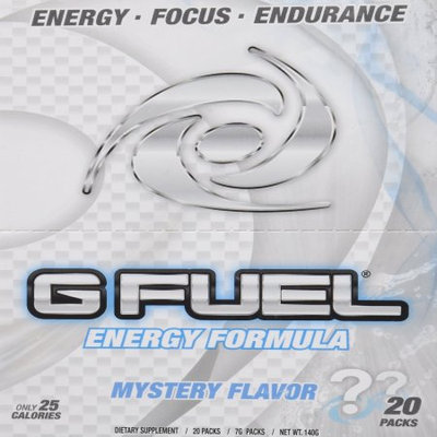 Gamma Labs G Fuel Mystery Flavor - 20 Power Packs