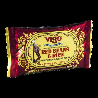 Vigo Red Beans & Rice