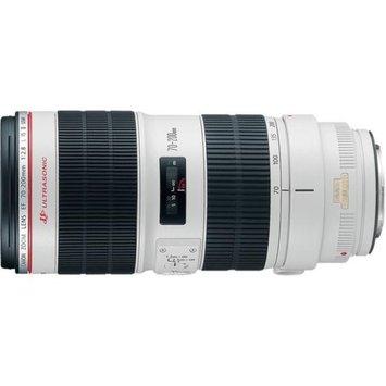 Canon 70-200mm f/2.8L EF IS USM II Telephoto Zoom Lens plus Accessory Kit