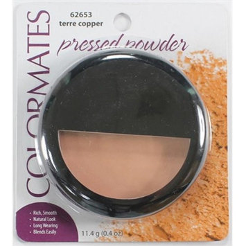 Colormates Pressed Powder And Concealer Copper Pack of 4