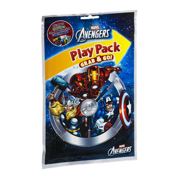 Play Pack Grab & Go! Marvel Avengers