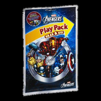 Play Pack Grab & Go! Marvel Avengers