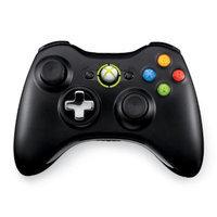 Microsoft Xbox 360 Wireless Controller w/ Play & Charge Kit(Xbox 360)