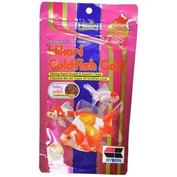Hikari Usa Inc. Hikari Gold Baby Floating Pellets for Koi and Pond Fish for Pets, 3.5-Ounce