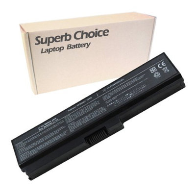 Superb Choice CT-TA3634LH-163P 6 cell Laptop Battery for TOSHIBA Satellite C655D S5081 C655D S5084 C