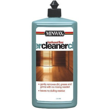 Minwax 62127 32-Ounce Hardwood Floor Cleaner