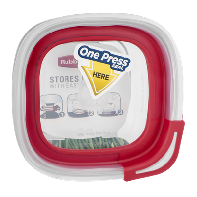 Rubbermaid Glass Food Storage with Lid