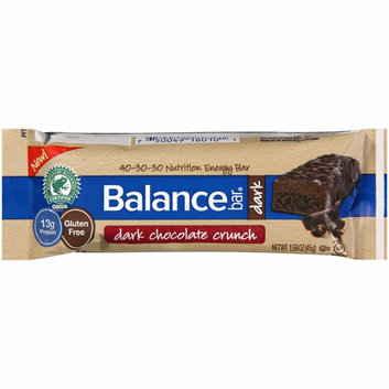 Balance Dark Chocolate Crunch Nutrition Energy Bar