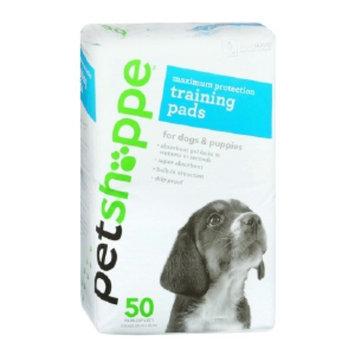 Pet Shoppe Puppy Training Pads, 50 ea