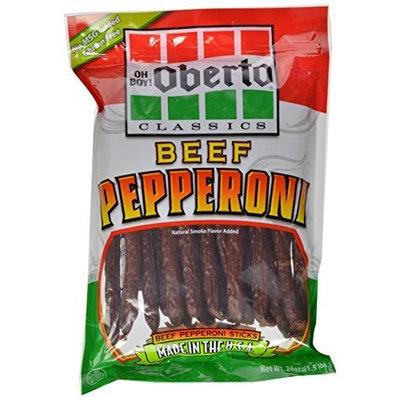 Oberto® Classics Beef Pepperoni