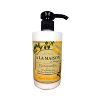A La Maison 1141563 Lotion Honeysuckle 10 Oz